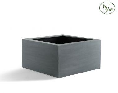 Amsterdam Low Cube L (80x80x60) Grijs